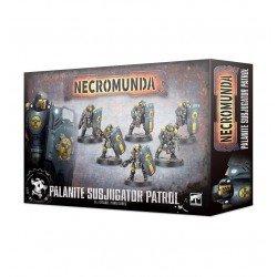 Necromunda: Palanite Subjucator Patrol