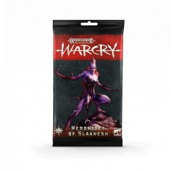 Warcry: Hedonites Of Slaanesh Cards