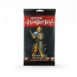 Warcry: Sce Sancrosanct Chamber Cards