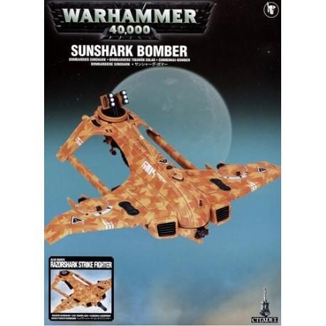 Bombardero Tiburon Solar