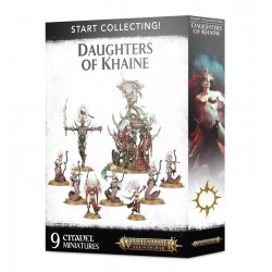 Start Collecting! Daughters of Khaine