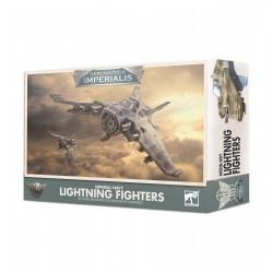 Aeronautica Imperialis: Lightning Fighters