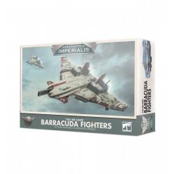 Aeronautica Imperialis: Air Caste Barracuda Fighters