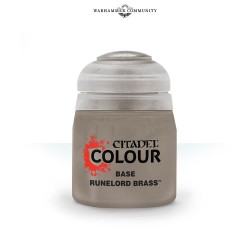 Base: Runelord Brass (12ml)