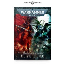 Warhammer 40000: Core Book (English)