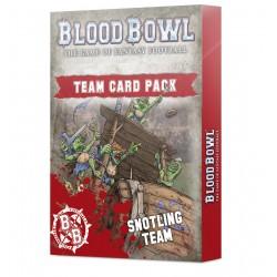 Blood Bowl: Snotling Cartas (inglés)