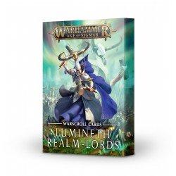 Hojas de cartas: Lumineth Realm-Lords