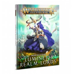 Battletome:Lumineth Realm-Lords (HB) Ingles