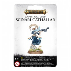 Lumineth Realm-Lords: Scinari Cathallar