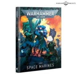 Codex: Space Marines (Abr./Hb) (Inglés)