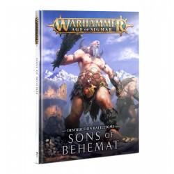 Battletome: Sons Of Behemat (Hb) (Español)