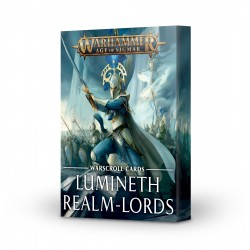 Cartas De Hojas: Lumineth Realm-Lords