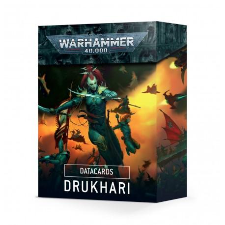 Datacards: Drukhari (Español)