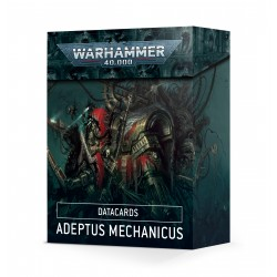 Datacards: Adeptus Mechanicus (English))