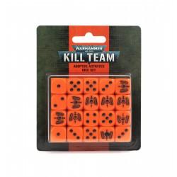 Kill Team dados Adeptus Astartes