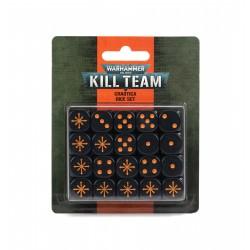 Kill Team dados: Chaotica