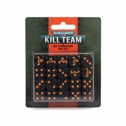 Kill Team dados: Ork Kommandos