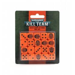 Kill Team dados: Death Korps of Krieg