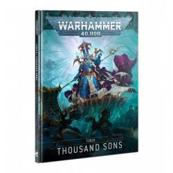 Codex: Thousand Sons (Hb) (Español)