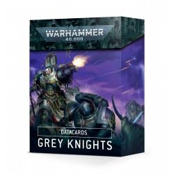 Datacards: Grey Knights (Inglés)