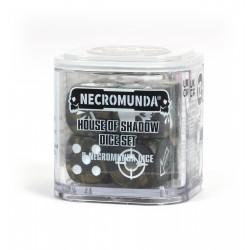 Necromunda: House Of Shadow Dice Set