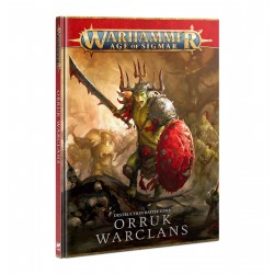 Tomo de batalla Orruk Warclans