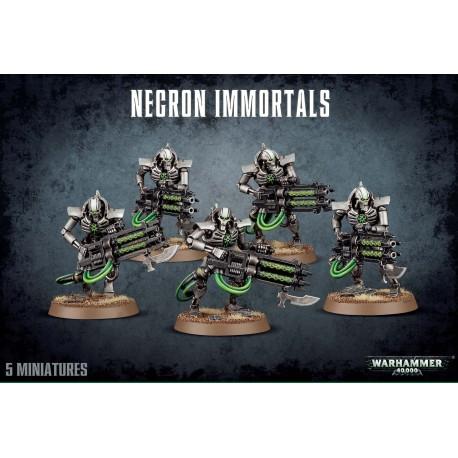 Immortales / Omnicidas