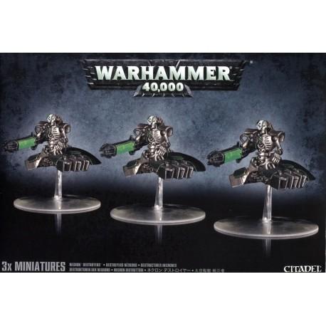 Destructores Necrones