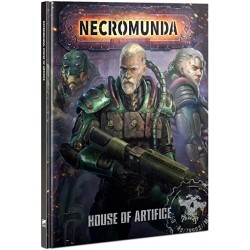 HOUSE OF ARTIFICE-NECROMUNDA-