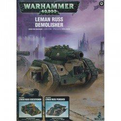 Leman Russ Demolisher D Guardia Imperial