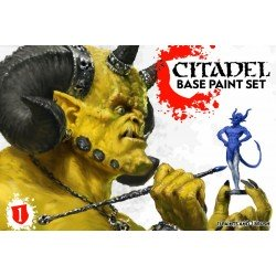 Citadel Base Paint Set