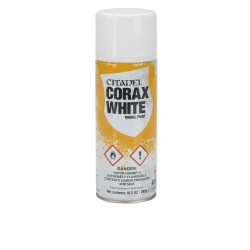 Corax White Spray Global