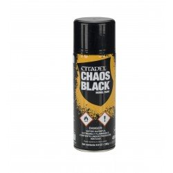 Chaos Black Spray Global