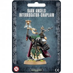Dark Angels Interrogator Chaplain