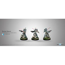 Teuton Knights (Combi Rifle, D.E.P.)