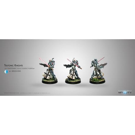 Teuton Knights (Combi Rifle, D.E.P.)